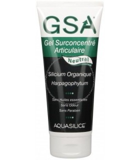 Gel Surconcentré Articulaire GSA Neutral - Aquasilice