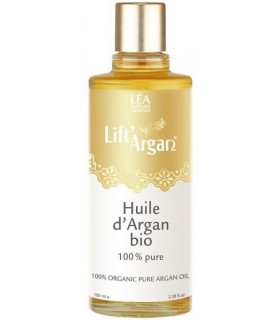 Huile d'Argan BIO 100 % Pure 50 ml - Lift Argan