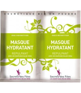 Masque Hydratant Repulpant - Secret des Fées