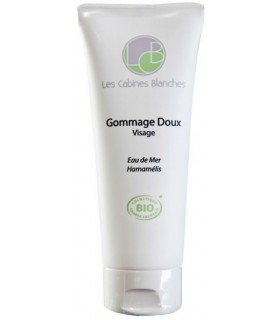 Gommage Doux Visage - Les Cabines Blanches