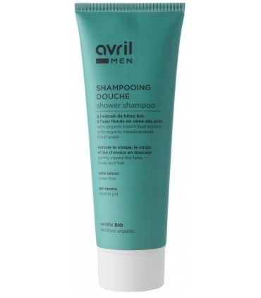 Shampooing Douche Homme - Avril