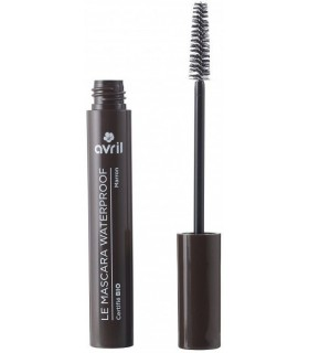 Mascara Waterproof Marron - Avril