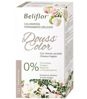 Coloration Douss Color n°141 Noisette Cuivrée - Beliflor