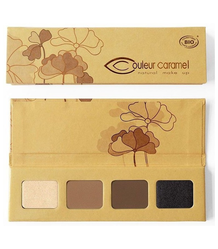 Palette Regard Sublime - Couleur Caramel