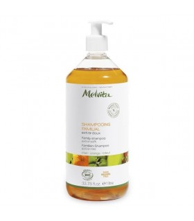 Shampooing familial extra-doux 1L - Melvita
