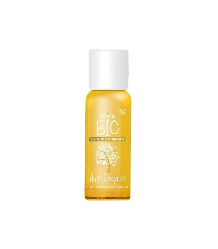 Huile Exquise d'Argan Multi-Usages - Marilou Bio