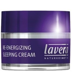 Re-Energizing Sleeping Cream - Lavera