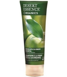Shampooing Pomme & Gingembre Cheveux Fins - Desert Essence