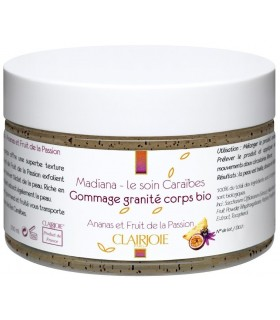 Gommage Corps Ananas & Passion - Clairjoie