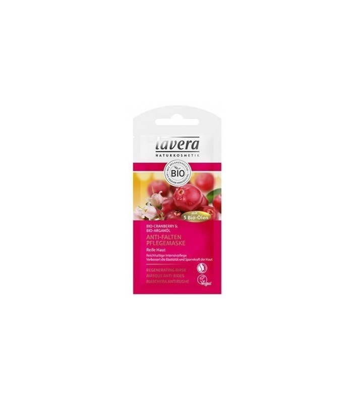 Masque Visage Anti-Rides Cranberry - Lavera